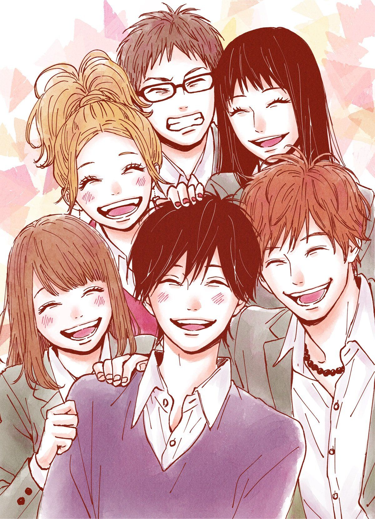 Ichigo Takano 高野苺 On Twitter Anime Orange Friend Anime Anime