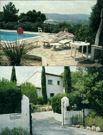 George Michaels House In Saint Tropez George Michael Pinterest