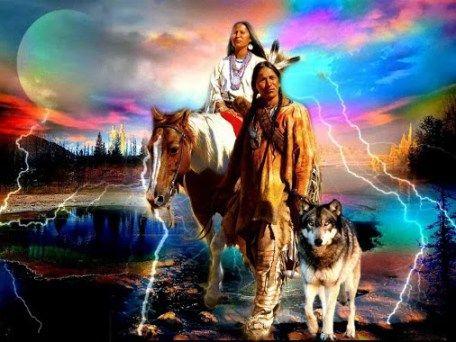 Alma Vieja Joven O Nómada Qué Clase De Alma Eres Ojo Del Tiempo Native American Pictures American Indian Art Native American Images