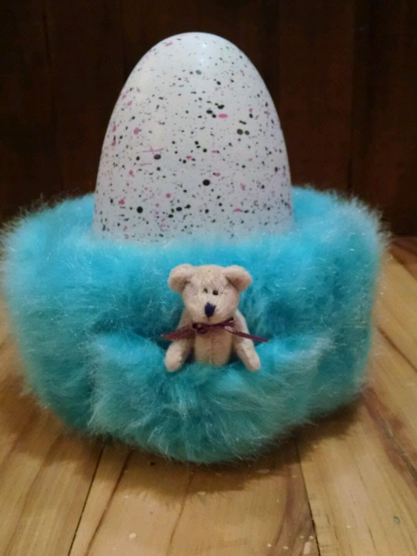 Image result for diy hatchimal nest Diy bed, Diy, Dolls