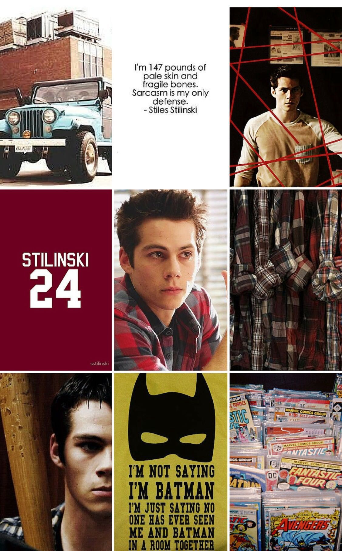 Dating stiles would include