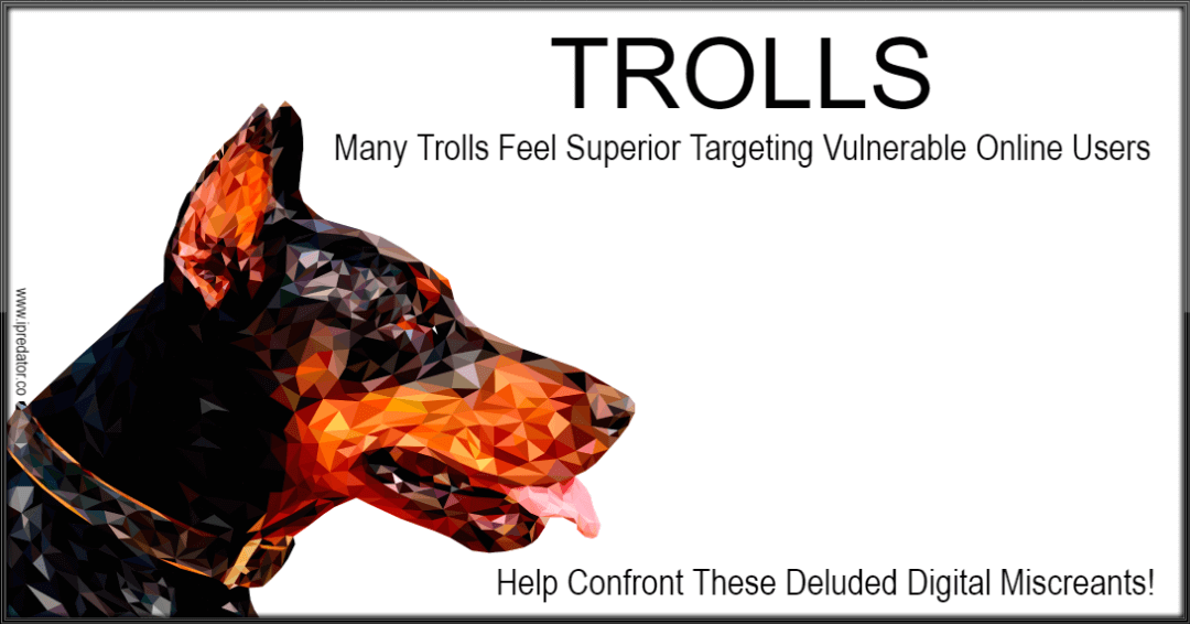 Pin on Troll Triad