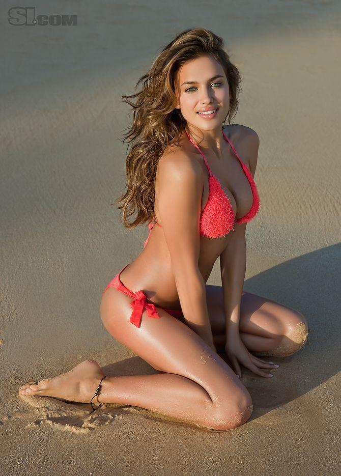 62bac1f79f9ae Irina Shayk - Sports Illustrated Swimsuit 2011 Location  Maui