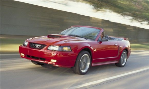 2002 Ford Mustang C Ford Motor Company 2002 Ford Mustang Mustang Gt Ford Mustang Gt