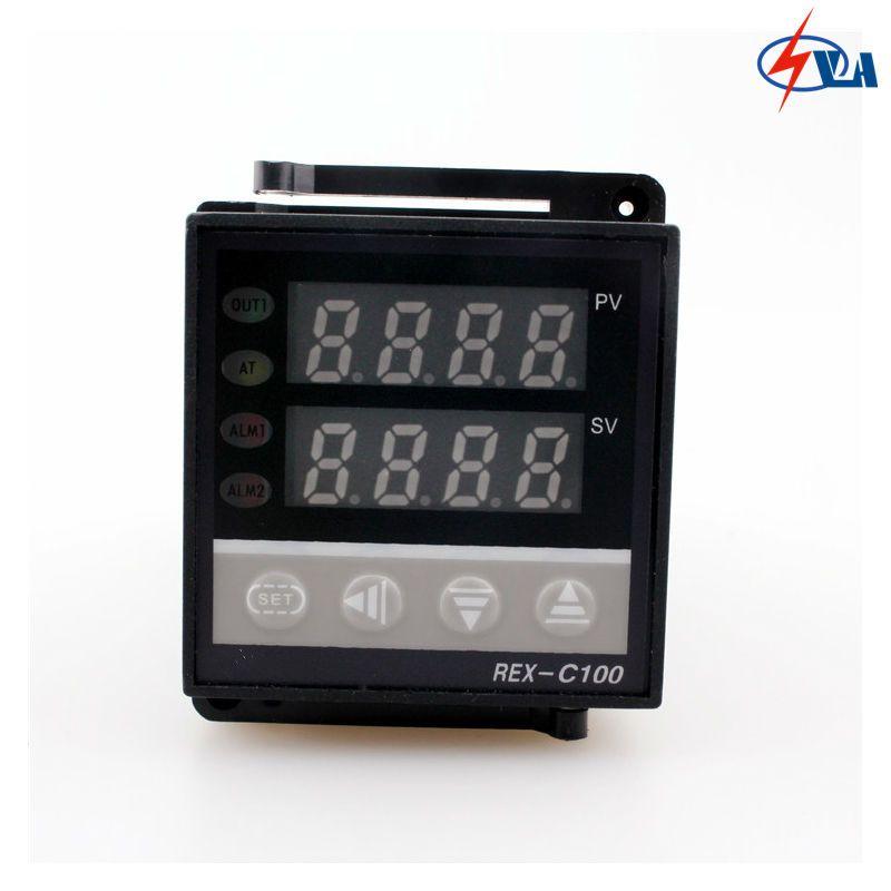 Rex C100 48 48mm Intelligent Pid Dual Digital Temperature Controller Digital Temperature Control Temperatures