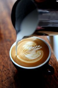 voglia di caffè macchiato