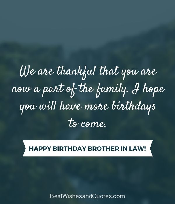 Happy Birthday Brother in Law Surprise and Say Happy