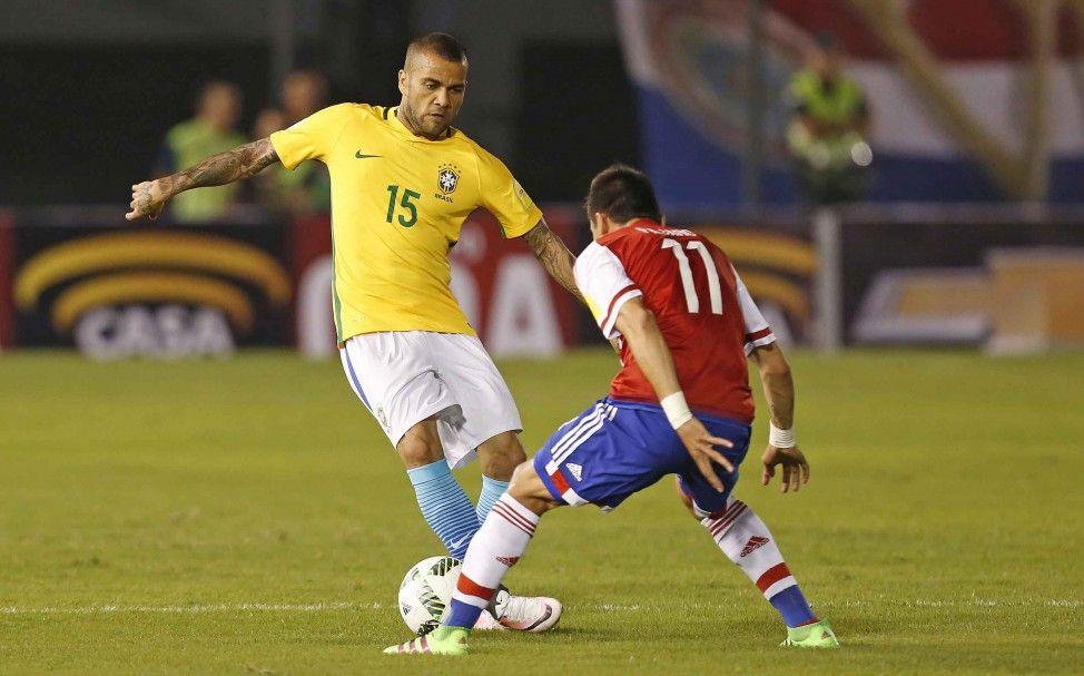 As melhores imagens de Brasil x Paraguai - Jornal O Globo