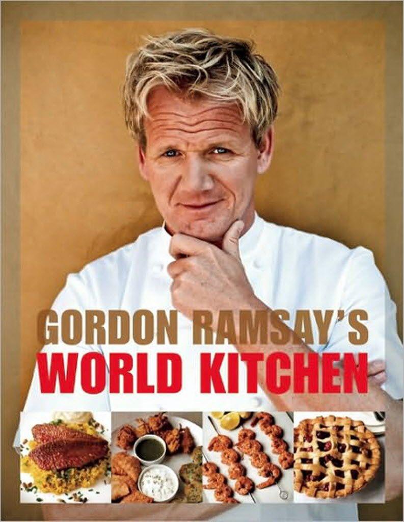 Celebs Offer Up Unhealthy Recipes Gordon Ramsay Cookbook Gordon Ramsay Chef Gordon Ramsay