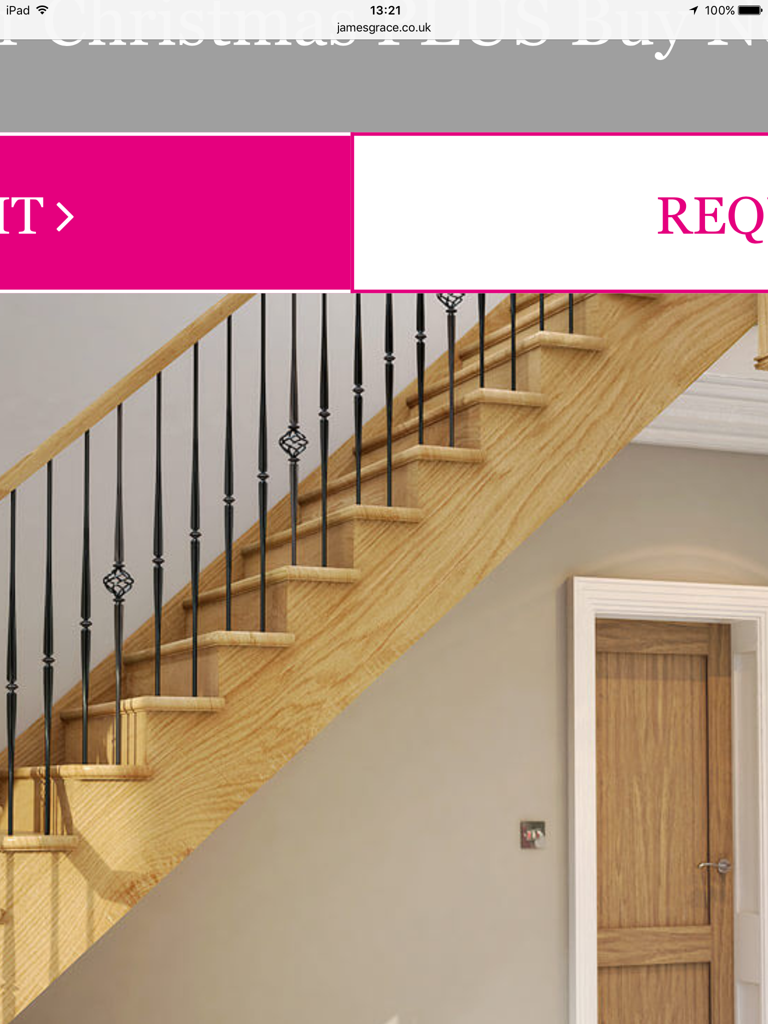 Best Wooden Stairs With Cast Iron Spindles Wooden Stairs 400 x 300