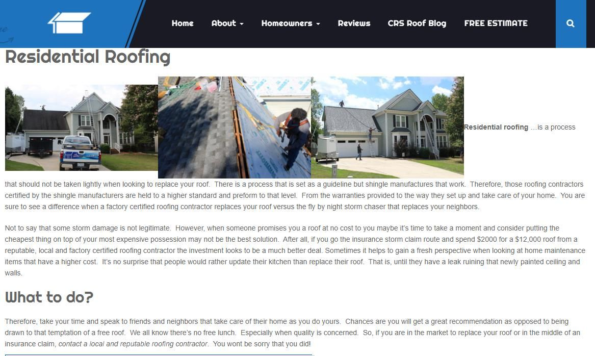 Before You Choose The Cheapest Contractor To Replace Your Roof Think Twice And Consider What You Re Willing To Residential Roofing Roofing Roofing Contractors