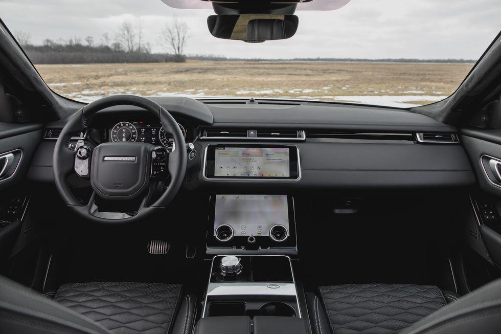 The 2020 Range Rover Velar Svautobiography In Photos In 2021 Range Rover Sv Autobiography Luxury Suv