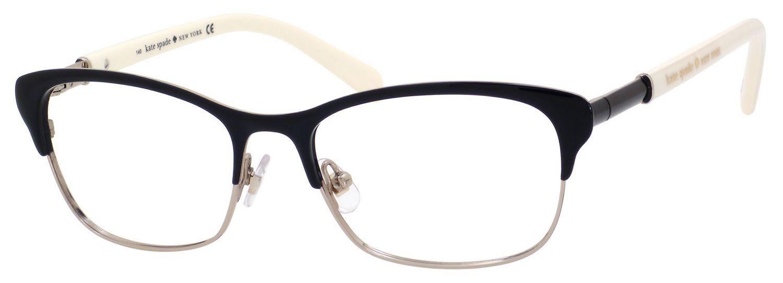 Kate Spade - Eyeglasses - Deeann - Womens - Metal & Plastic ...
