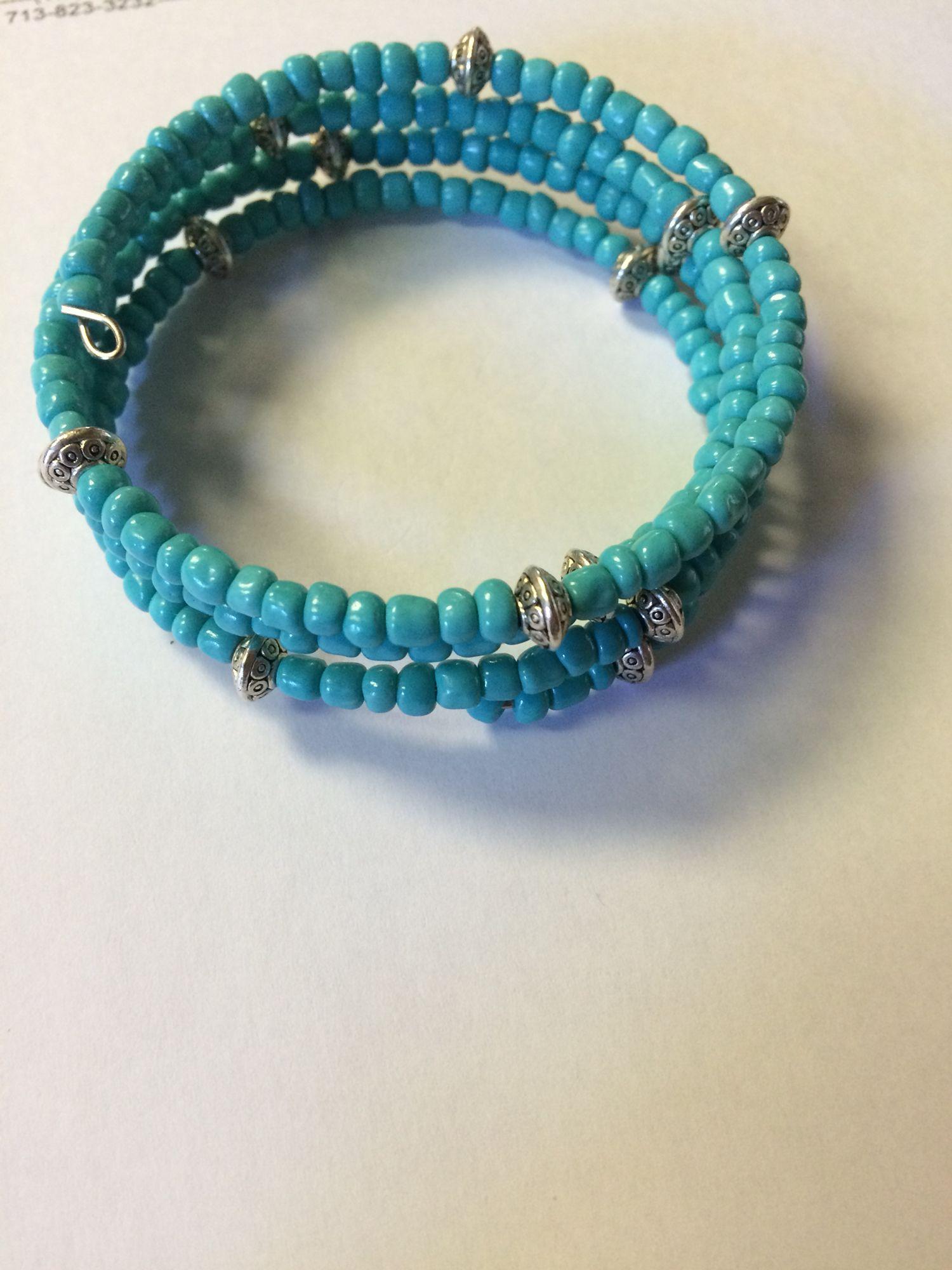 Memory wire bracelet   memory wire bracelets   Pinterest   Memory ...