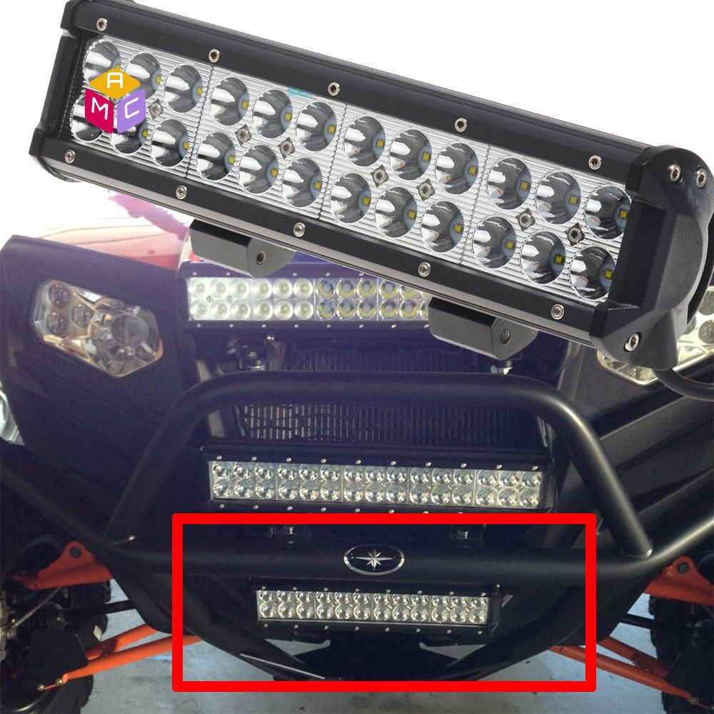 12 led work light bar fit offroad rzr truck atv polaris honda kart 12 led work light bar fit offroad rzr truck atv polaris honda kart work 4x4 4wd mozeypictures
