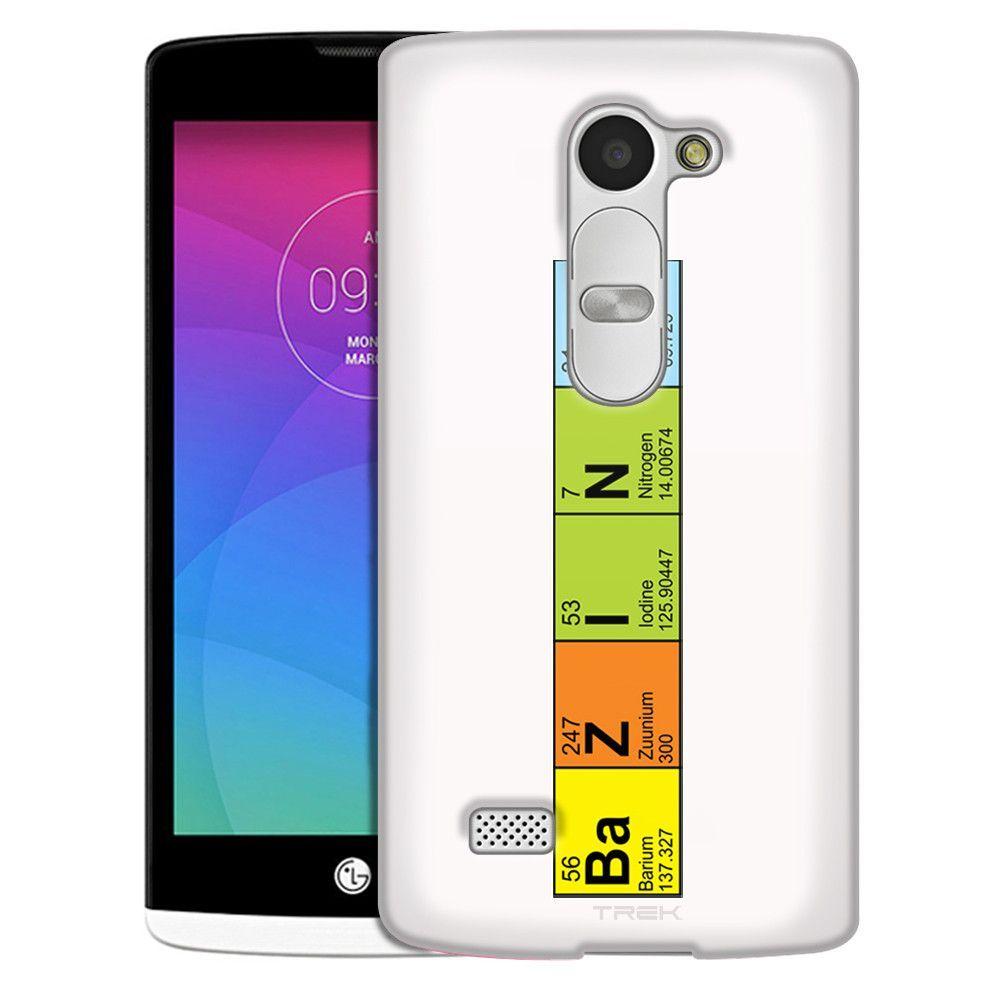 Lg leon bazinga on white case products