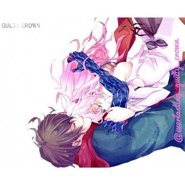 Love #shu #inori #egoist #guiltycrown #anime #gc