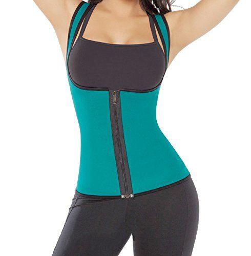 09fc4c941b ValentinA Slimming Neoprene Vest Hot…