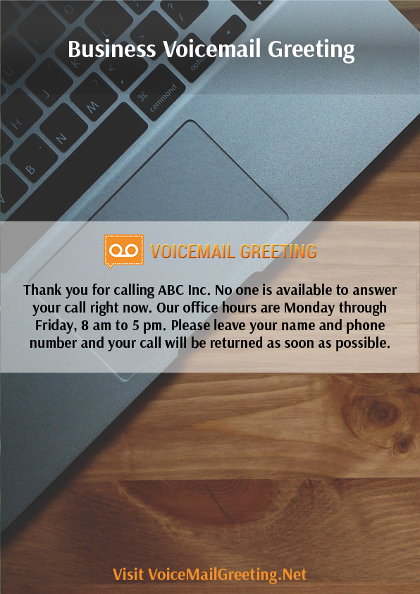 Pin by voicemail greeting samples on business voicemail greetings httpvoicemailgreetingbusiness voicemail greeting m4hsunfo