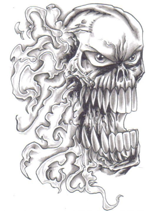 The Hardest Drawing In The World : hardest, drawing, world, Worlds, Hardest, Drawing, Skull, Artists, Guide,, Drawings
