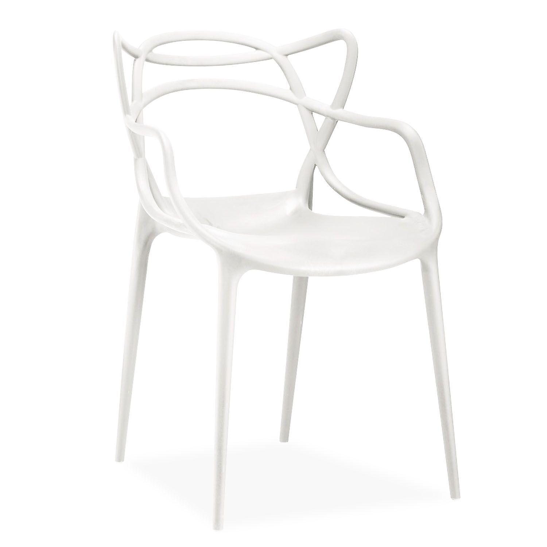 Inspiriert Vom Stuhl Masters Von Philippe Starck. Aus Polypropylen Mit  Langer Dauerhaftigkeit. Leicht,