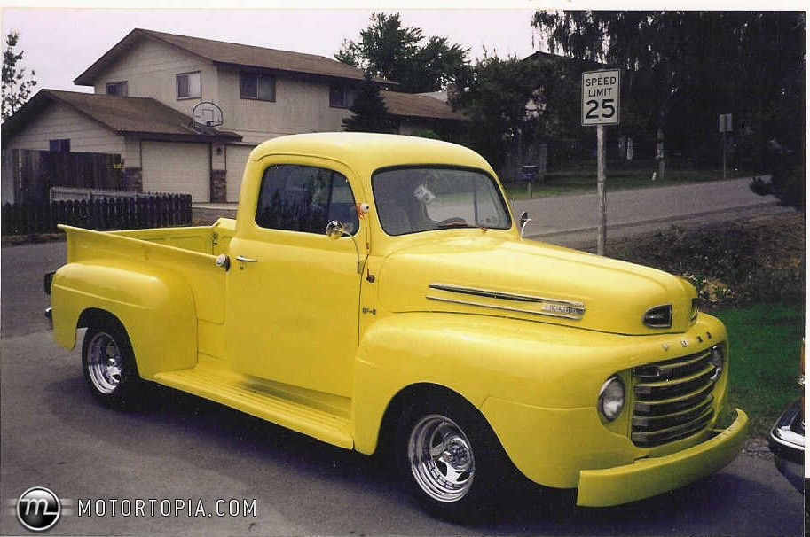 Old Ford Pickup | 4,500 views 1 comment forward car add to coolbox ...
