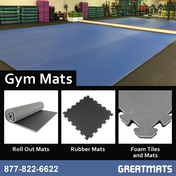 Choose From Roll Out Mats Folding Mats Rubber Mats And Foam Mats For Your Home Gym And Exercise Flooring Needs Gym Floor Mat Gym Flooring Diy Home Gym