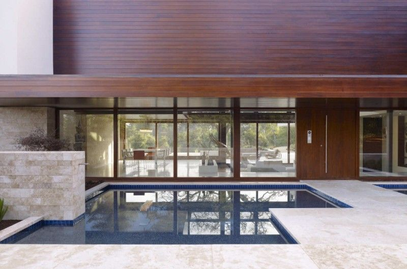 Swatt Miers Architects' OZ House