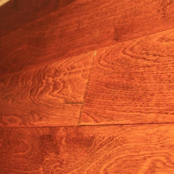 Best Maple Elegant Brown 1 2 X 5 Distressed Engineered 400 x 300