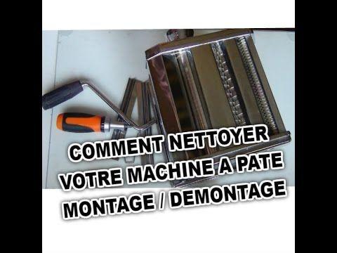 Tuto Entretien Machine A Pate Demontage Remontage Polymer Clay