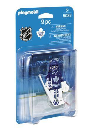 Playmobil Nhl Toronto Maple Leafs Goalie Playset Playmobil Toronto Maple Toronto Maple Leafs