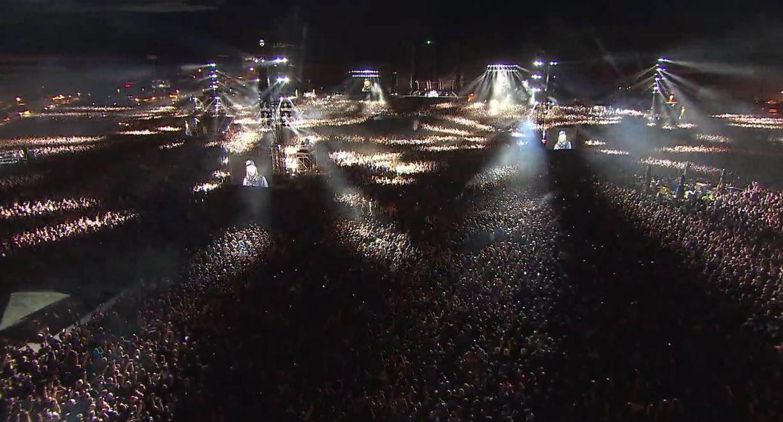 Böhse Onkelz Konzert 2014 über 110000 Fans Böhse Onkelz