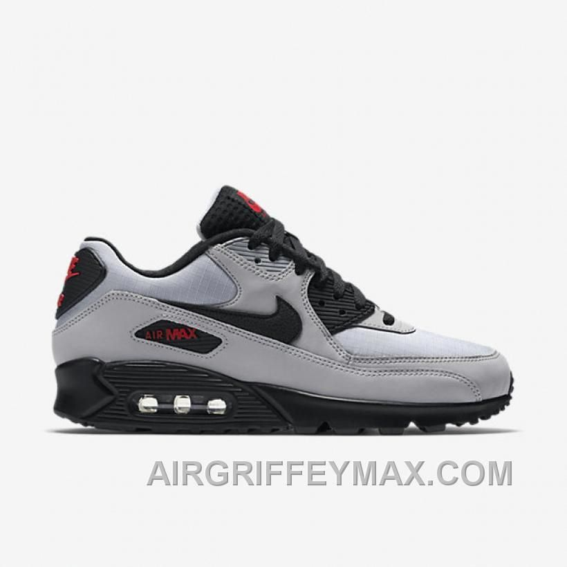 c5ef57b23c Nike Air Max 90 Mens White Black Friday Deals 2016[XMS1806] New ...