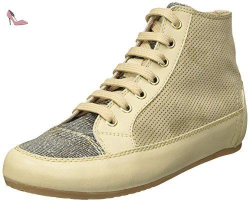 CITRINO, Sneakers Basses Femme - Beige - Beige (Tortora C76), 37Tosca Blu