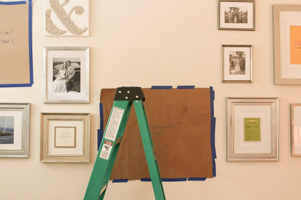 Create a Huge Gallery Wall for Less