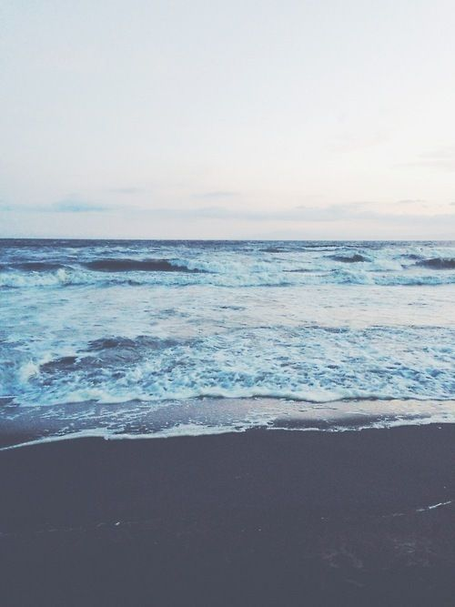 Via Tumblr Image 949799 By Mollyroop On Favim Com: Beach, Waves, Sea