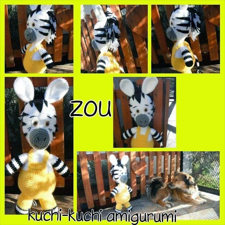 Patrones Amigurumi: Zou Amigurumi | amigurumi free pattern ...