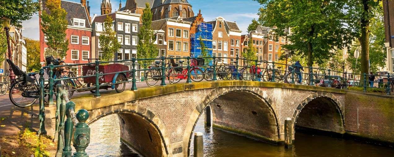 Amsterdã, Holanda - Shutterstock