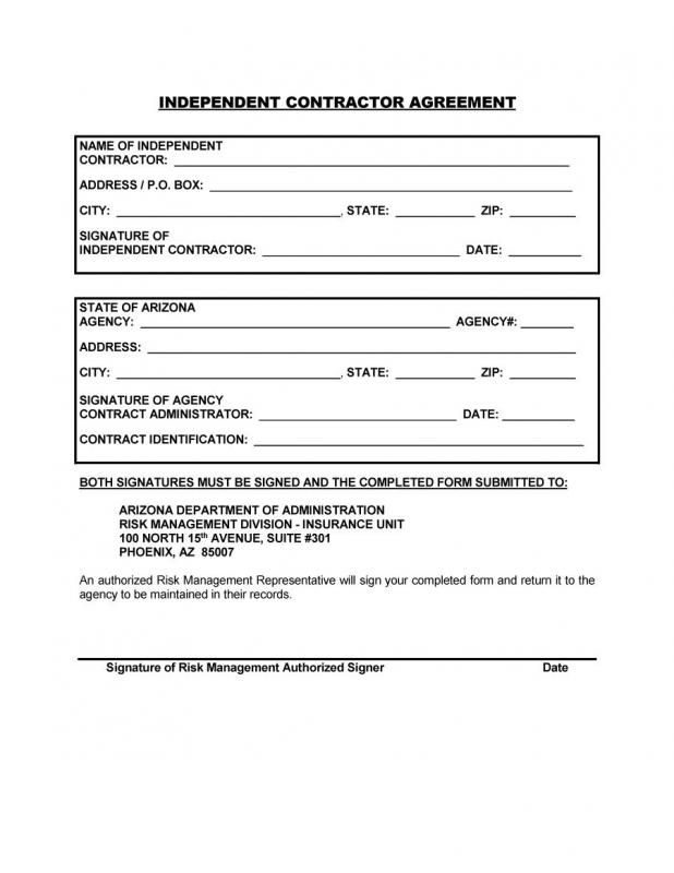 Failure to maintain producer's license(s) or certificate(s) as required by any public authority. Simple Independent Contractor Agreement Contract Template Contractor Contract Independent Contractor