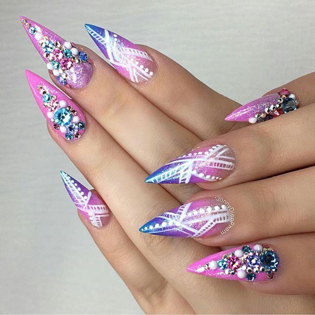 Pin By Rosario Mazariegos On Nails Nails More Nails Pinterest