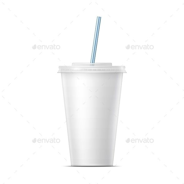 White Paper Soda Cup Template Soda cup, White paper and Soda - white paper template
