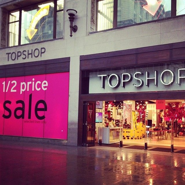 How to Survive the Sales on http://www.peachfuzzlondon.com/2014/01/how-to-survive-sales.html #shopping