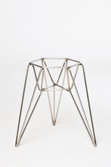 Wire Stool Stool Chair Diy Furniture