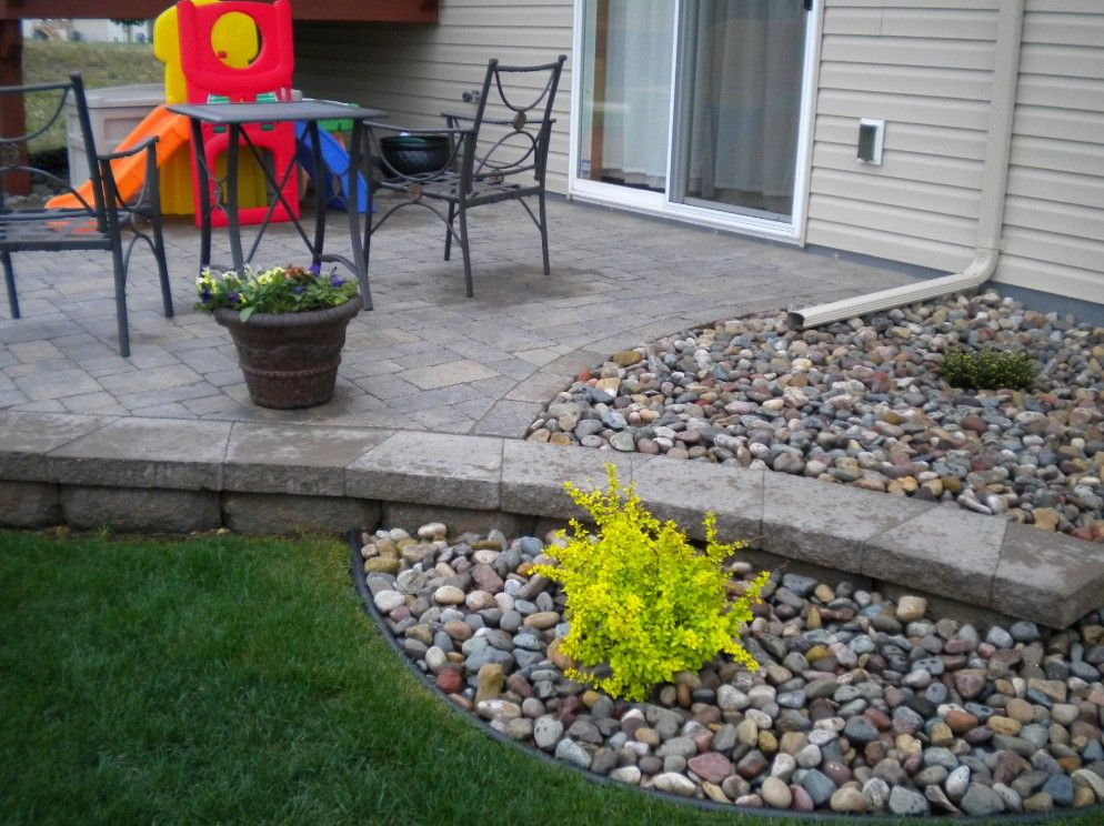 landscaping rock around pools - google search | gardening