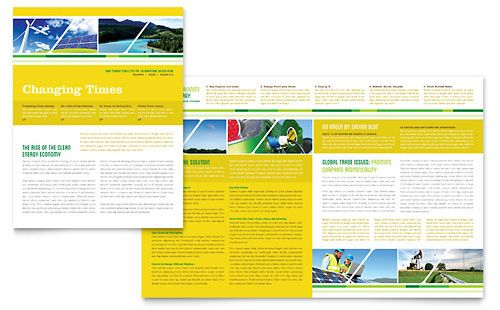1000 images about Graphic Design Templates – Company Newsletter Template Free
