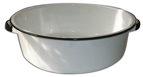 Granite Ware 6416 4 15 Quart Dish Pan With Handles Granite Ware