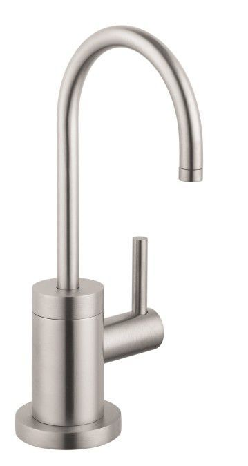 cold water filter faucet. 13  H Talis S One Handle Deck Mounted Cold Water Dispenser Faucet