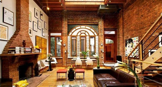Captivating Kate Moss And Johnny Deppu0027s Old Nyc Apt For Rent
