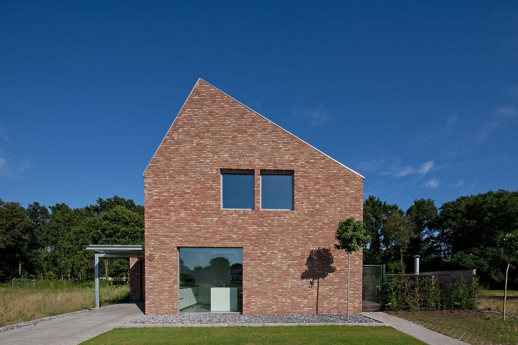 28+ [ modern brick homes ] | gallery for gt modern brick houses