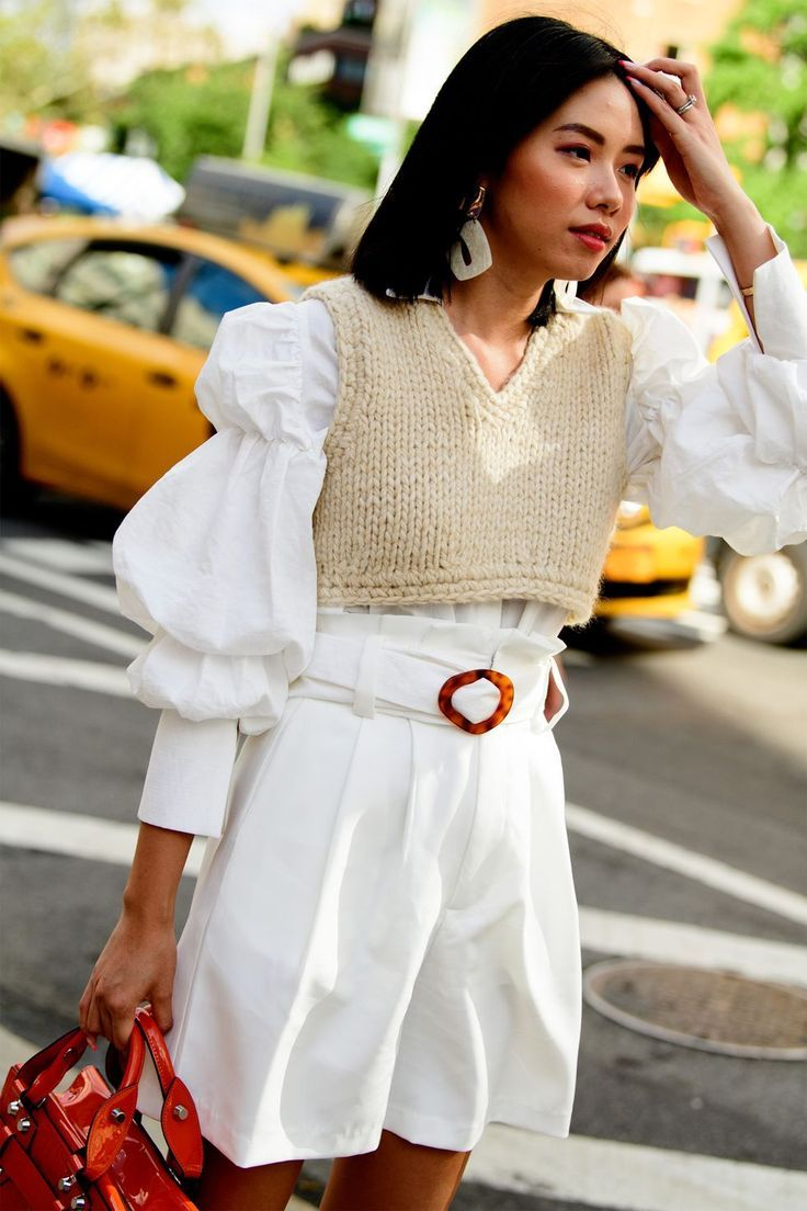 Photo of The Coolest New York Fashion Week Street Style Looks | Cool street fashion, New york fashion week st
